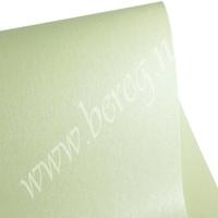 Дизайнерский картон Shyne Light green 290 г/м, 70*100 см 70 р. - 1 лист обрезки = 15 р.