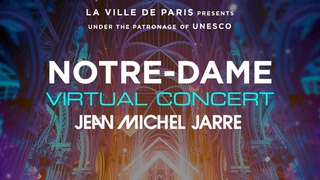 WELCOME TO THE OTHER SIDE [Trailer] – join Jean-Michel Jarre on NYE in Virtual Reality NOTRE DAME