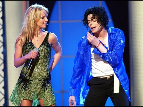 Michael Jackson ft Britney Spears The Way You Make Me Feel MSG 30th Anniversary