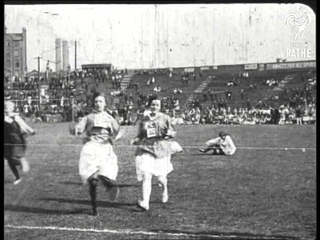 Athlete Cinema Girls (1914-1918)