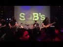 TIERRA SANTA LA SOMBRA DE LA BESTIA LIVE AT SOB'S NEW YORK