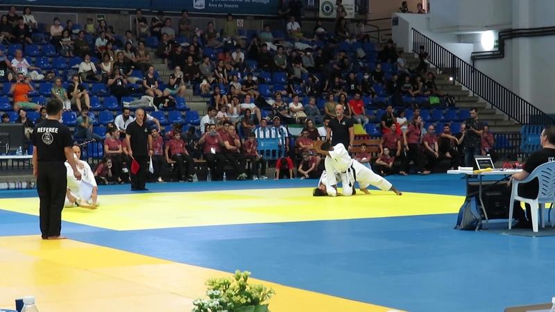 AIKIDO ITAF World Championships Malaga October 2019 FINAL KORYU DAI SAN 1 16
