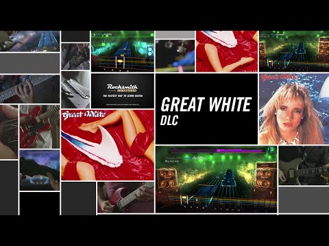 Great White Song Pack Rocksmith 2014 Edition Remastered DLC