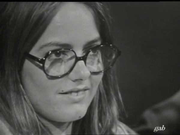 Nada a Sanremo 1971 Il cuore è uno zingaro da Ieri e oggi pt dell' 8 agosto 1973