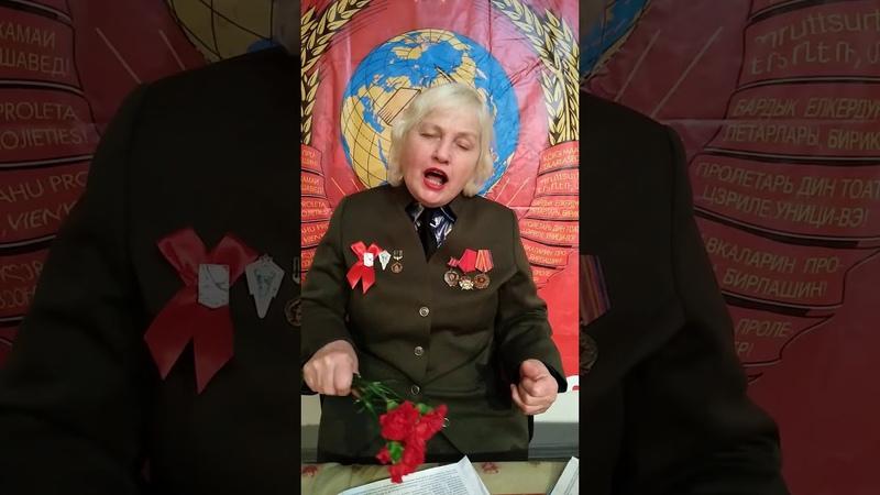 Тамара Николаевна Орлова вышла из тюрьмы за свободу слова 06.12.19