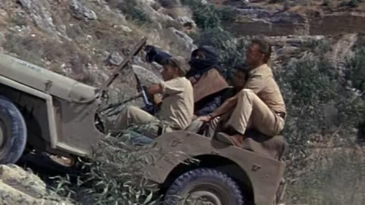 Yul brynner La Sombra De Un Gigante - ( 1966) - Kirk Douglas - Senta Berger - Angie Dickinson - Frank Sinatra - John Wayne - Yul Brynner - DVDrip ...