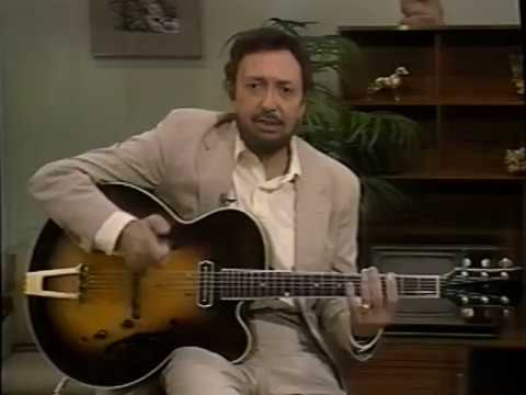 Barney Kessel Chord-Melody Style Lesson 1 - Getting Started