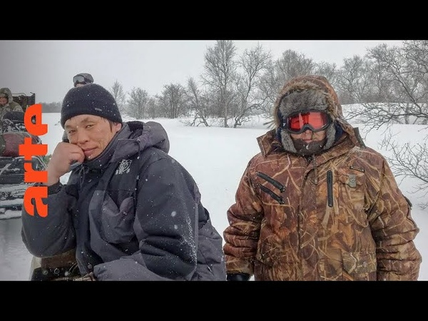 Selbstbestimmt leben in der Wildnis Kamtschatkas Doku ARTE