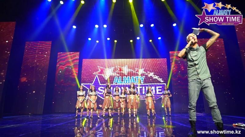 Триумф Египет Танцевальный конкурс Show Time 2019 весна