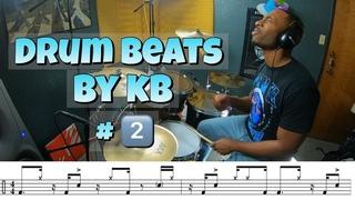 Drum Beats By KB #2 (J DILLA Tribute)