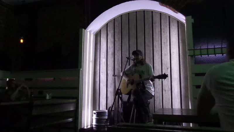 ЗаДвЕрЬ Мрачный квартирник музыка крыш