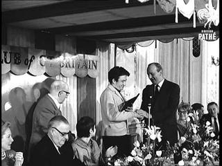 Show Biz Awards Aka Show Business Awards By Variety Club (1962)