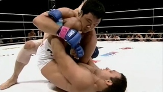 PRIDE FC Free Fight: Kazushi Sakuraba vs Renzo Gracie (2000)
