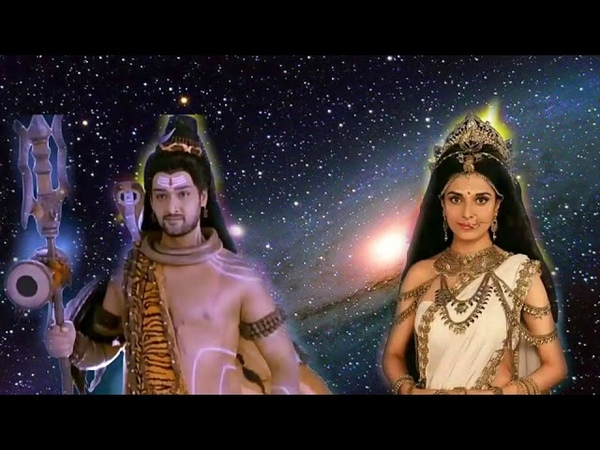 Ardhanarishwar / Mahakali Anth hi Aarambh Hai / joining of Mahadev and Parvati