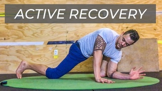 RECOVER FASTER PREVENT INJURIES Primal Movement Active Recovery Workout
