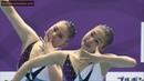 Hikari Miyu Suzuki Aqlub Chofu Duet Free Preliminary Japan Open 2018