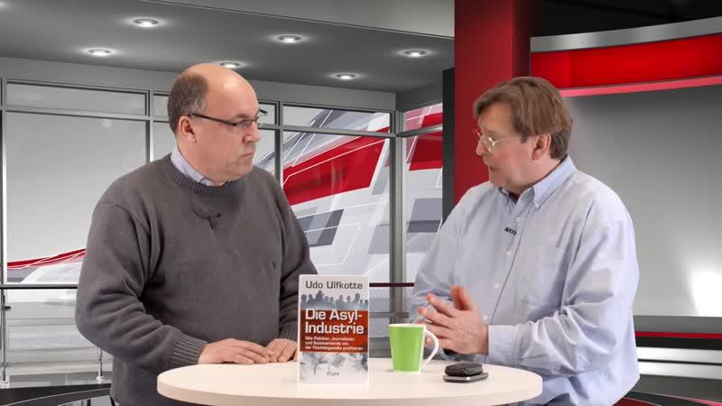 Im Gespräch mit Udo Ulfkotte über sein Buch »Die Asyl-Industrie«