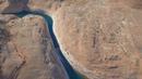 Jet Ski Slot Canyon Aerial View Lake Powell (Arizona | Utah | USA) Drone w/ Sea-Doo DJI HD