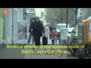 New Europe - German Teachers  students Beaten By muslim Immigrants