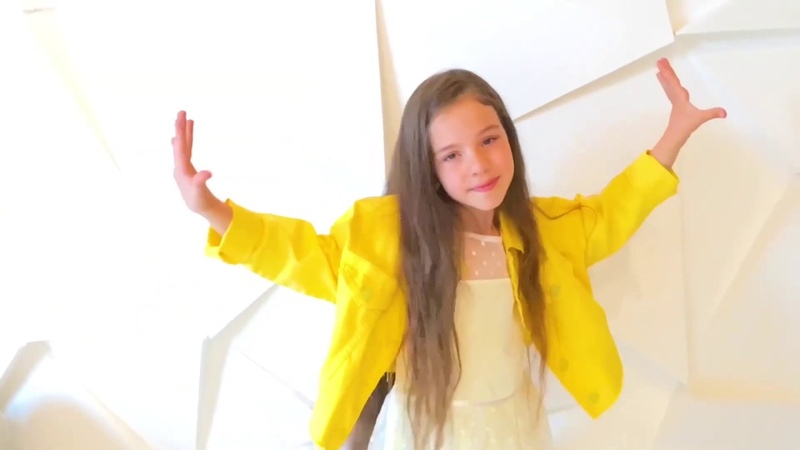 Дети поют Мы вместе Музыкальный подарок на 1 июня от Анастасии Слесаревой для всех детей