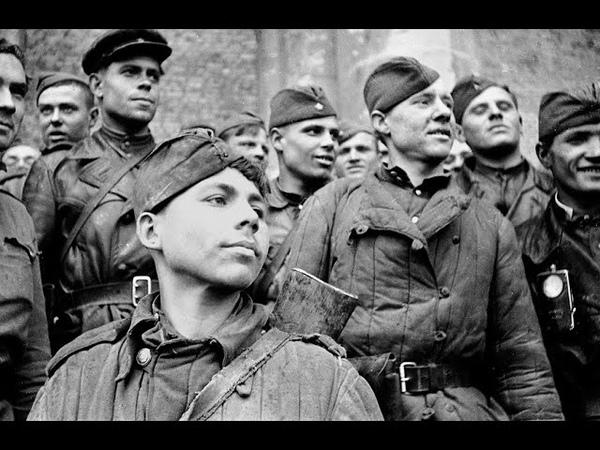 Весёлые фронтовые байки из личных дневников ветеранов ВОВ