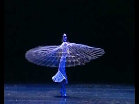 Diana Vishneva: Beauty in motion F.L.O.W part III