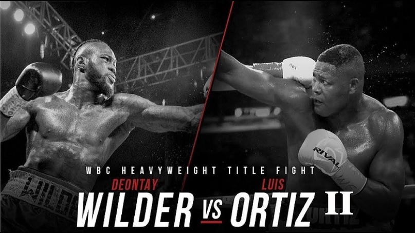 Image result for Deontay Wilder vs. Luis Ortiz