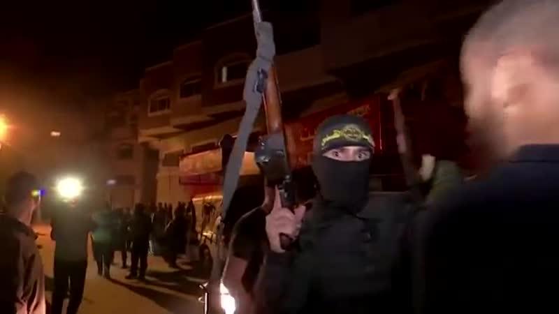 """Israels Streitkräfte töten Anführer des """"Islamischen Dschihads 360p"""