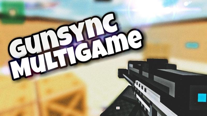 [Multigame] Gun Sync   Trippie Redd - Psycho (Remix)