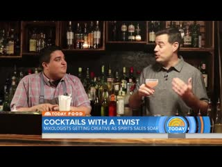 Cocktails Are Back: Learn How To Make A Savannah Sunrise!
