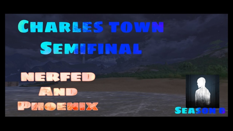 Life After Charles Town Season 8 Semifinal NERFED Phoenix ~ Sand Castle