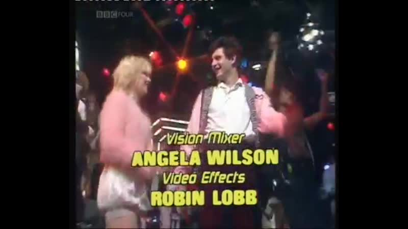 1983 TOTP - Hold Me Tighter In The Rain - Billy Griffin