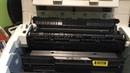 Samsung ml-2165 2160 papel de salida de arrugas de la impresora (ПРИНТЕР ЗАЖЕВЫВАЕТ БУМАГУ)
