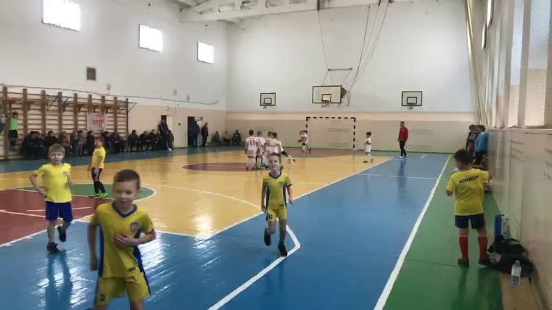 Академия Спартак 2012 Юниор 2011 матч за 5 место
