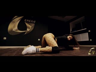 "TWERK FREESTYLE | GENESIS DANCE CENTRE| Twerk Video | Nastya Timofeeva | Тверк Тюмень | ""Gangsta"" Skepta feat. BBK"