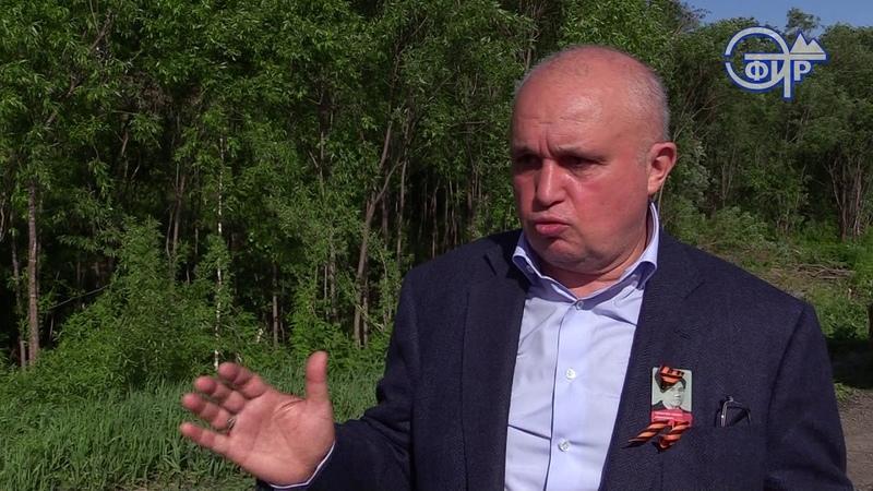 Таштагол новости эфирт Губернатор Кузбасса Сергей Цивилёв побывал с рабочим визитом в Таштаголе