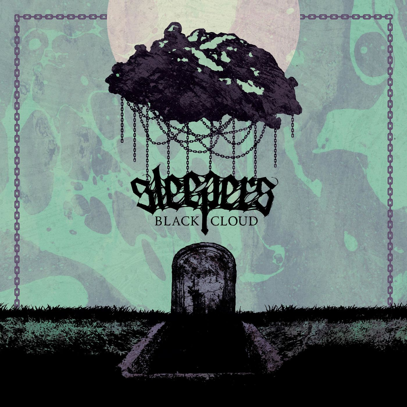 Sleepers - Black Cloud [EP] (2019)