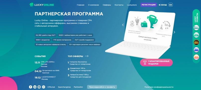 Обзор партнерских сетей, изображение №2