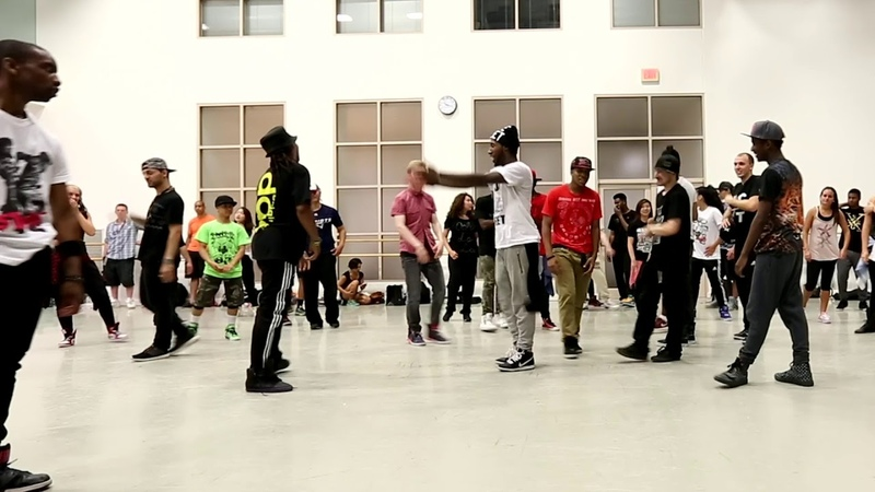 Les Twins Boston Workshop 2014 Final Choreography plus freestyles Newly discovered