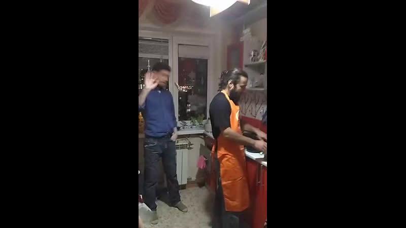 Осознанная кухня в процессе