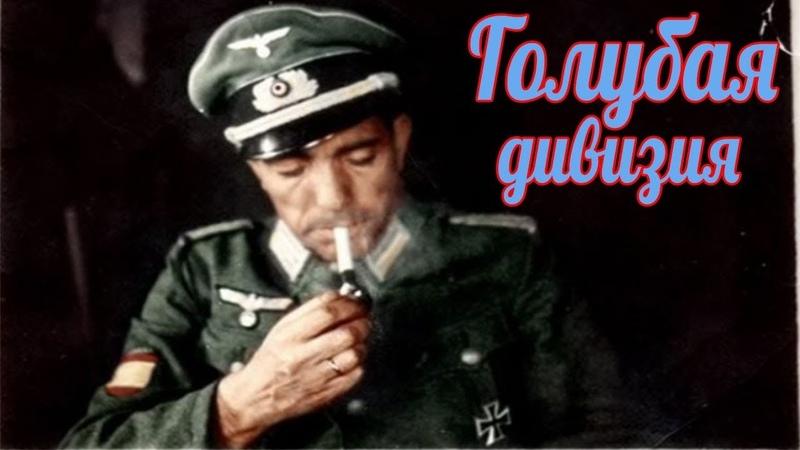 Испанский стыд. Как я воевал с русскими.Военные истории Великой Отечественной Войны.
