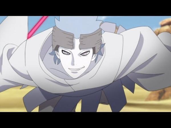 Sasuke Gaara y Shukaku Vs Urashiki Osutsuki Pelea En Sub Español | Arco de la Aldea de la Arena