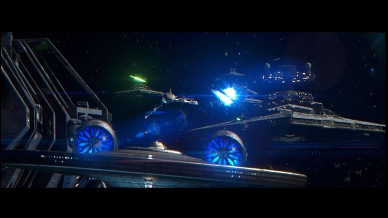 Galactic Battles A Crossover Fan Film Featuring Star Wars Star Trek Halo Mass Effect