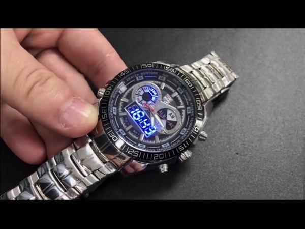 Командирские часы TVG