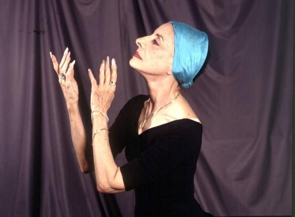 Алисия Алонсо  легенда кубинского балета