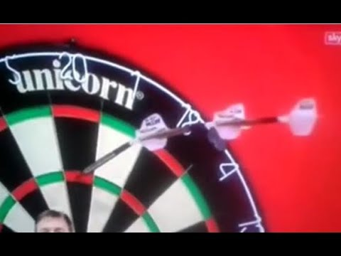 The ROBIN HOOD Moments in Darts