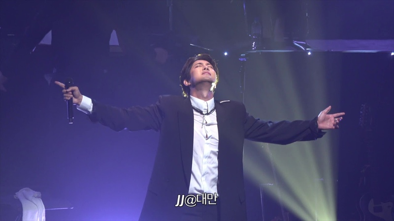 20191026 Take My Hand 👉 KIM HYUN JOONG BIO RHYTHM 'THE SYMPHONY' in Osaka ORIX THEATER