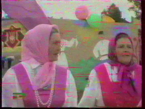 Областной акатуй в с Покровское 21 июня 1996 года