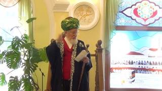 Проповедь Верховного муфтия от 16 апреля 2021 года в Первой соборной мечети города Уфы