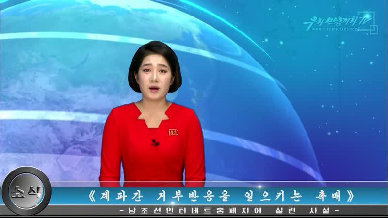 《역시 박근혜의 남자답다》-남조선인터네트홈페지에 실린 글- 외 1건